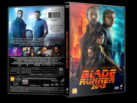 Capa DVD Blade Runner 2049 [Exclusiva]