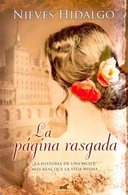 """Sorteo de Otoño con Nieve Hidalgo """"La Página Rasgada"""""""