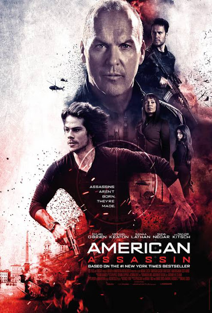 American Assassin (2017) ταινιες online seires oipeirates greek subs