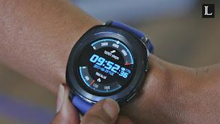 samsung gear sport watch review