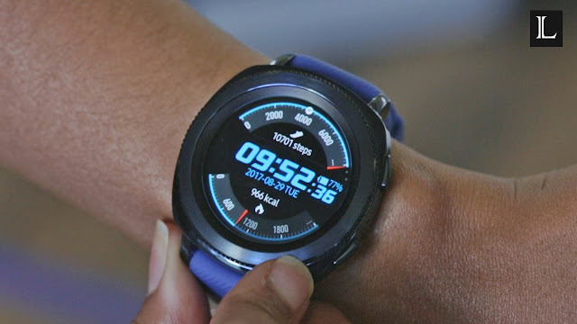 samsung gear sport watch review