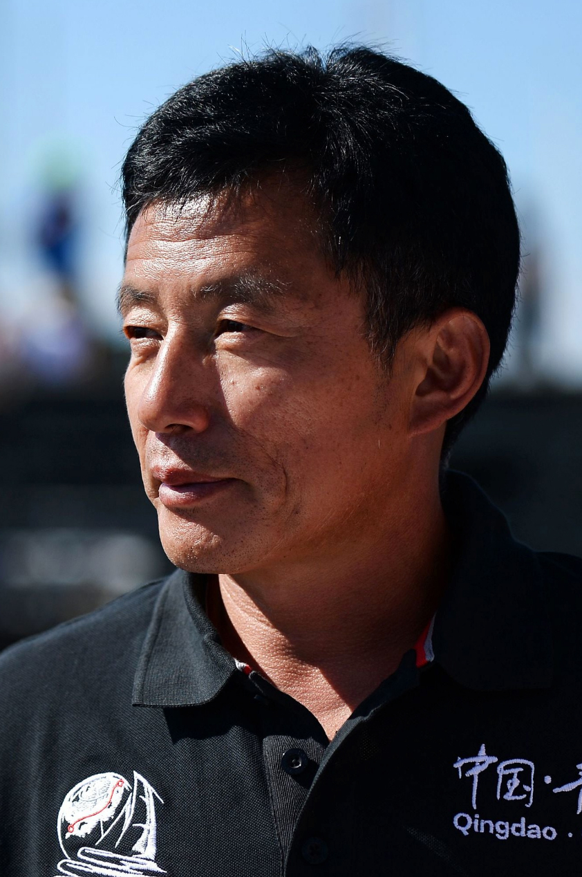 Famous Chinese Sailor Lost At Sea
