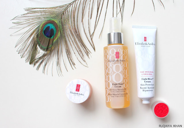 ELIZABETH ARDEN Eight Hour Cream - All Over Miracle Oil, Skin Protectant and Lip Repair Balm Review