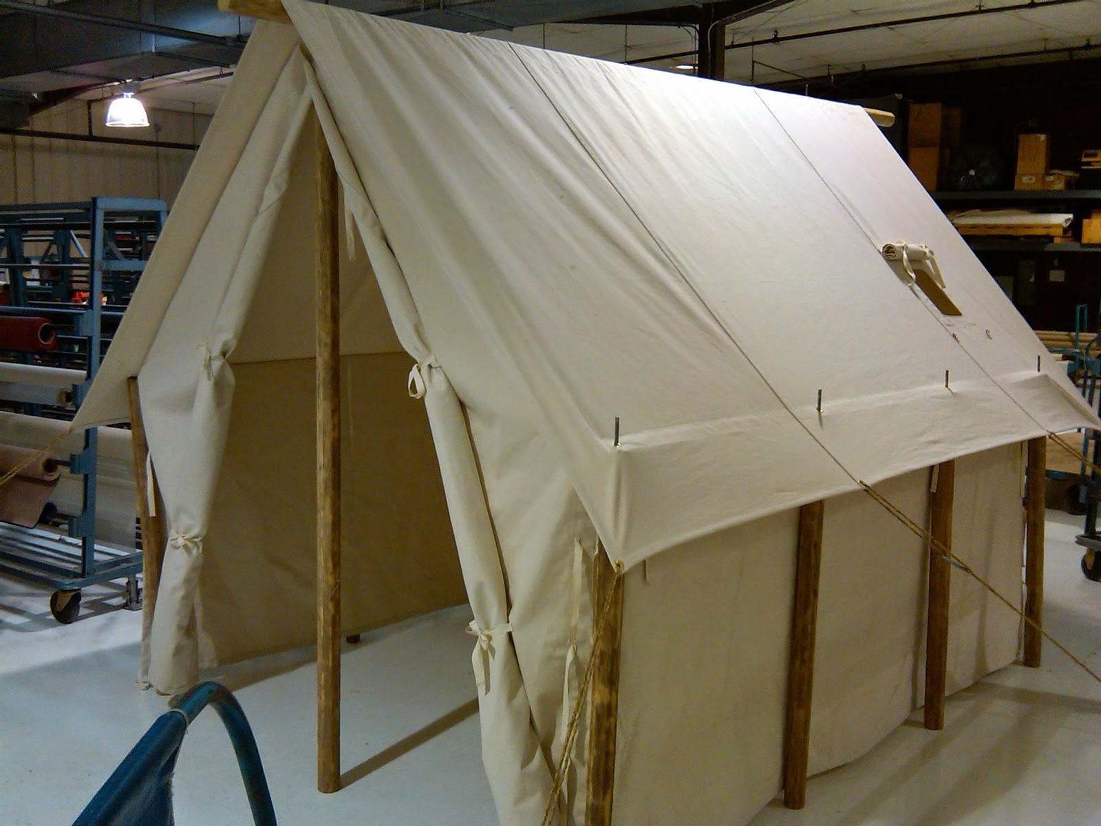 Armbruster Manufacturing Co    World War One Tent Pricing