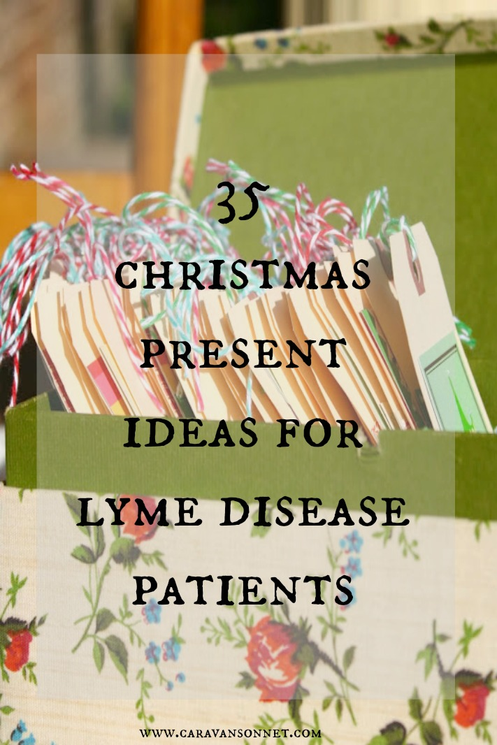 35 christmas present ideas for lyme disease patients