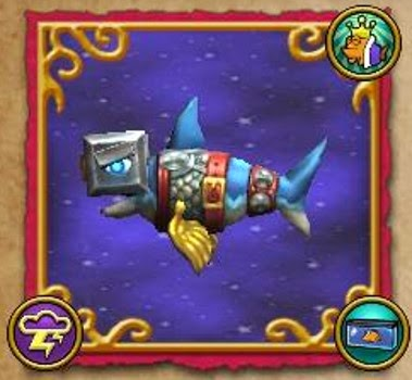 Warhammerhead Shark