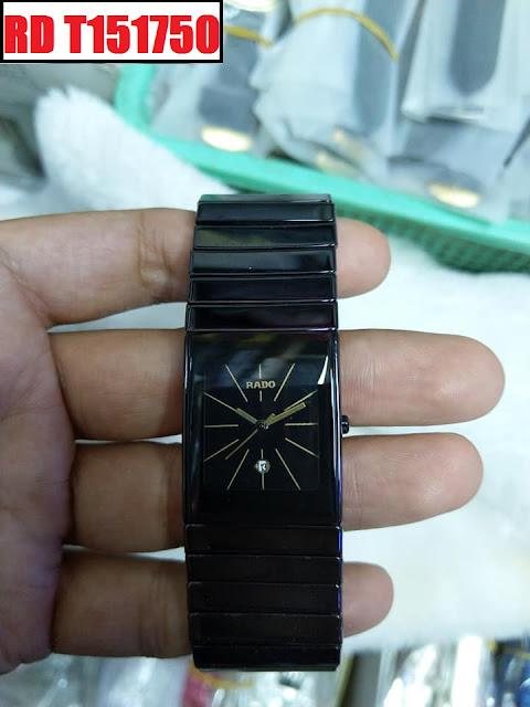Đồng hồ nam Rado RD T151750 thiết kế tinh xảo, cao cấp, máy Nhật Bản