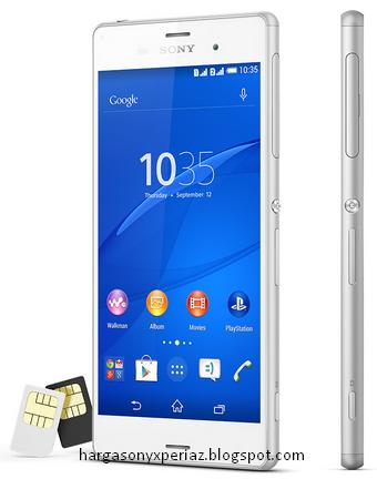 Kelebihan dan kekurangan Sony Xperia Z3 Dual Terbaru
