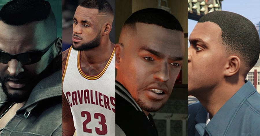 The Best Fade Haircuts In Video Games Thezonegamer