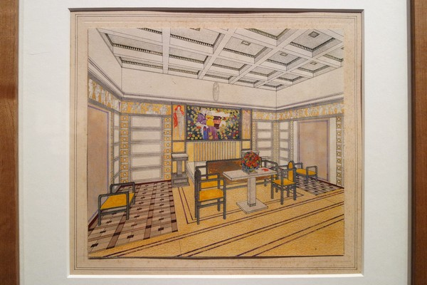 wien vienne museum rudolf weiss exposition otto wagner art nouveau sécession