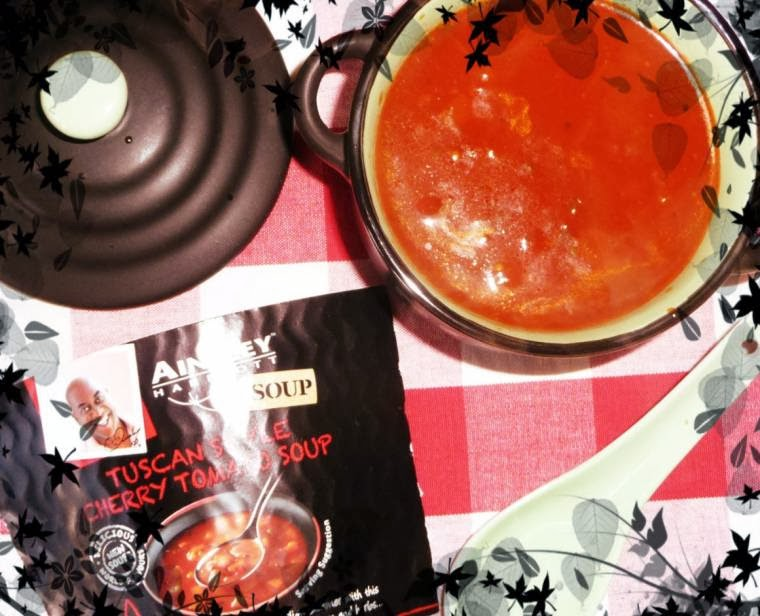 Ainsley Harriott Winter Warmer Soups Review