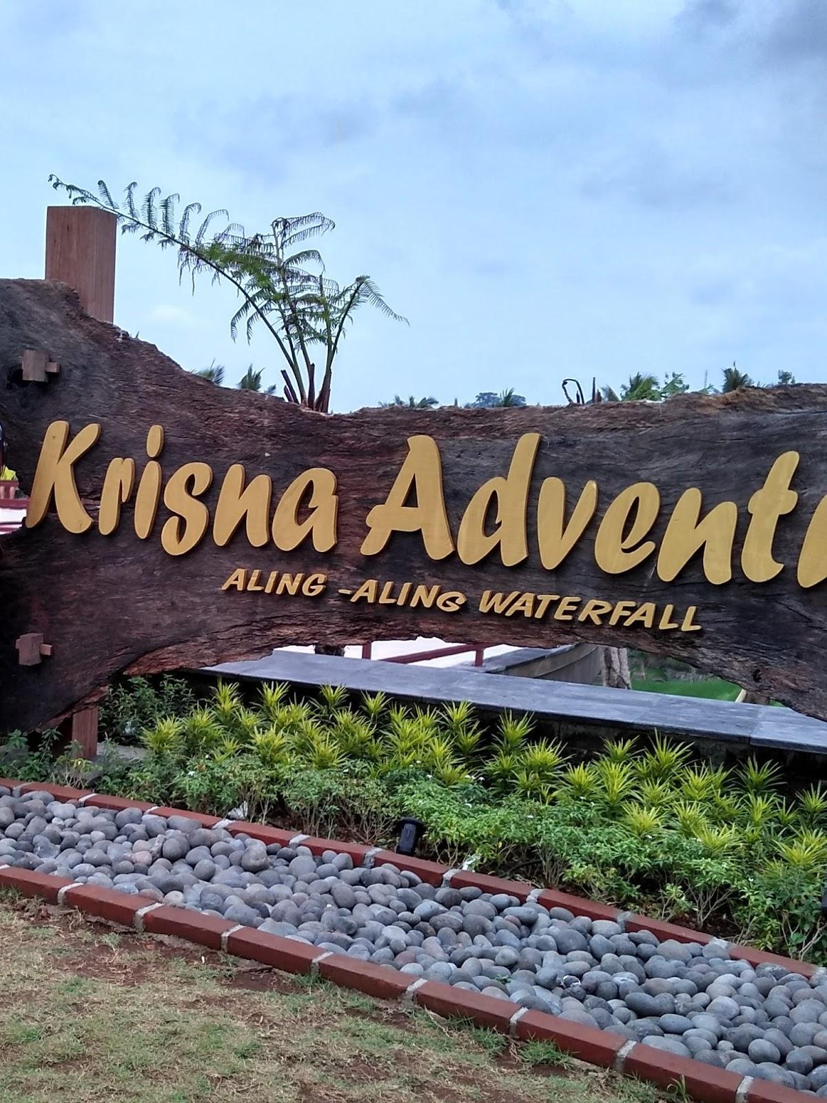 Krisna Adventures Sambangan, Wisata Wahana Singaraja - asrot