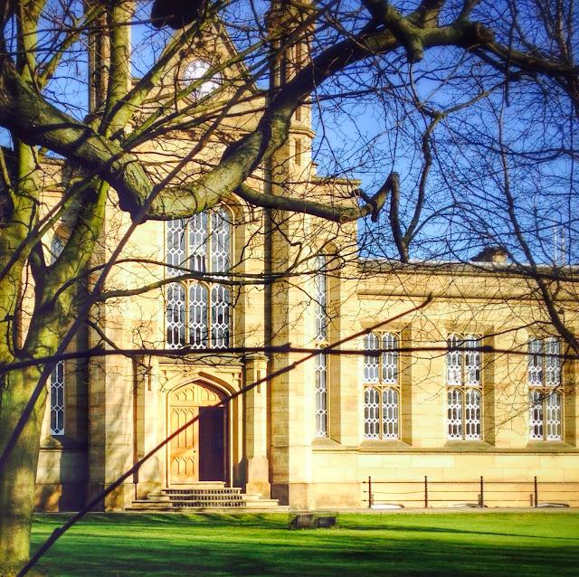 Queen Elizabeth Grammar School, Leeds Road, Wakefield