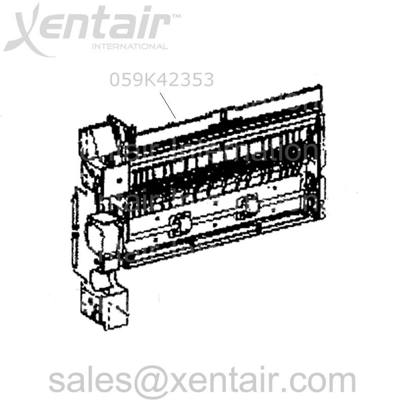 Brochure Zafira Pics: Brochure Xerox 7765