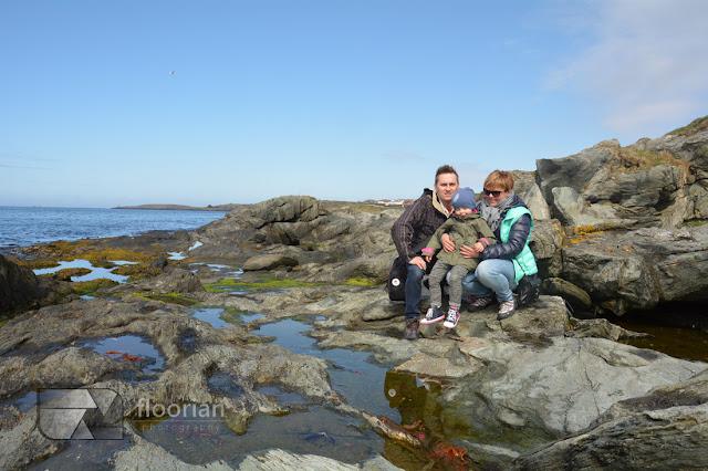 Morze i skały w Haugesund - top atrakcje turystyczne Haugesund