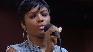 Ariane Love And Hip Hop Singing