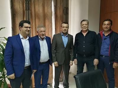 Επίσκεψη του Υπουργού Ψηφιακής Πολιτικής κ. Νίκου Παππά