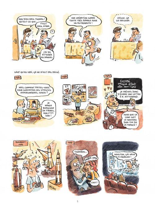Dans La Combi De Thomas Pesquet : combi, thomas, pesquet, Digital, Teacher:, Éducation, L'aventure, L'astronaute, Thomas, Pesquet