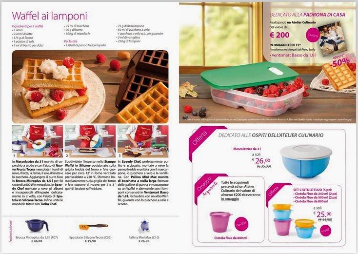 32490c2b72 Il mondo di Elena...: Nuovo Volantino Offerte Tupperware 27 Ottobre ...