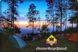Mawar Camping Ground Ungaran, sensasi wisata berkemah bersama keluarga dan teman-teman