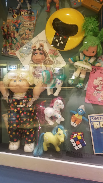 Vintage retro toys