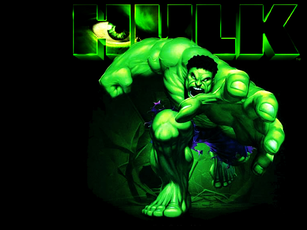 Arts Center: HULK Wallpaper (NEW)