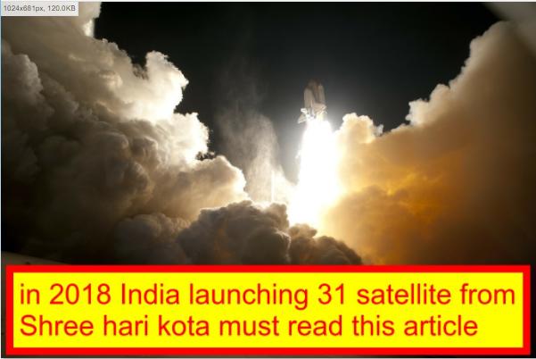 india is launching 31 satellite on January 10