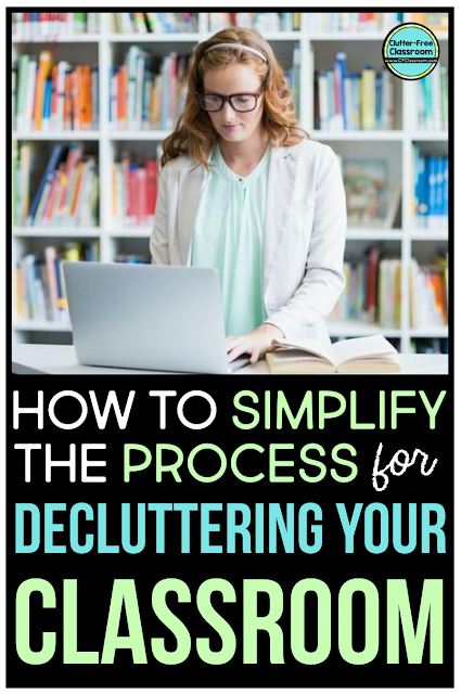Decluttering your classroom can be simple with these classroom organization ideas and strategies. Check out these hacks to help you become a super organized teacher!