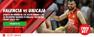 circus promocion supercopa 2017 Valencia vs Unicaja 22 septiembre