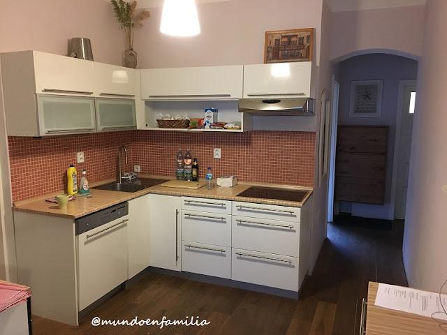 Apartamento Airbnb en Praga