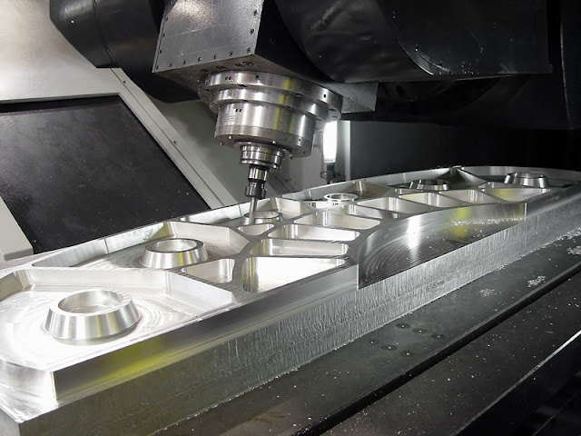 How CNC Machining Is Turning Automation Industry into A Success