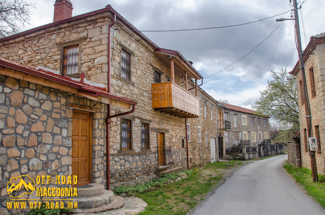 Ljubojno village - #Prespa Region #Macedonia