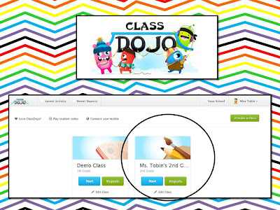 Class Dojo Behavior Managment tool
