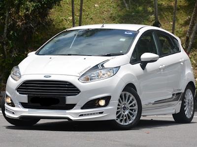Tips dan Panduan Membeli Ford Fiesta Ecoboost Turbo Bekas