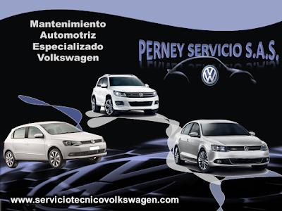 Mantenimiento Volkswagen Bogota - Perney Servicio SAS