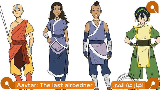 فريق جديد يستكمل العمل على كوميك Aavtar: The last airbedner حصرياً