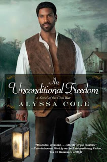 Cover of Alyssa Cole's AN UNCONDITIONAL FREEDOM