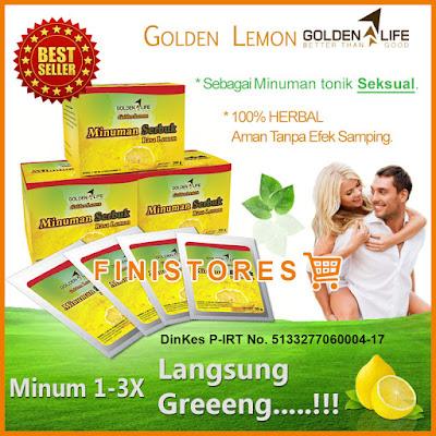 Jual Golden Lemon