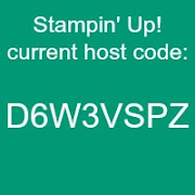 Stampin' Up Host Code