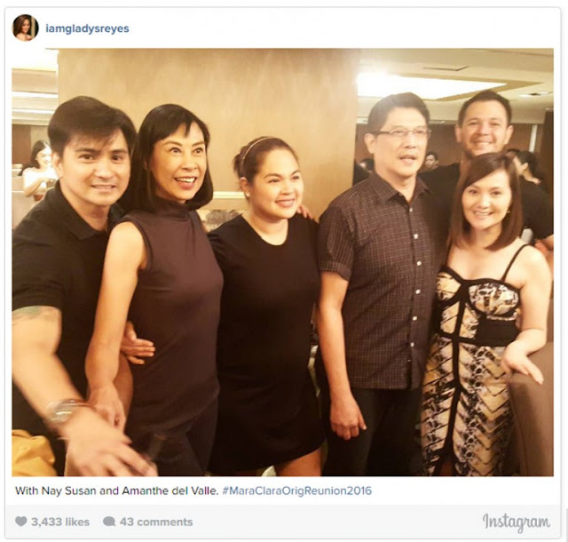 LOOK: 'Mara Clara' original cast holds reuniion after 2 decades