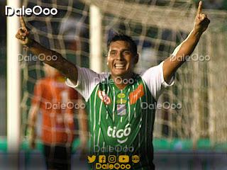 José Alfredo Castillo volvió a marcar en el triunfo de Oriente Petrolero sobre Always Ready - DaleOoo