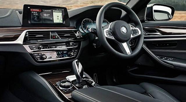 2017 BMW 530d Euro-Spec