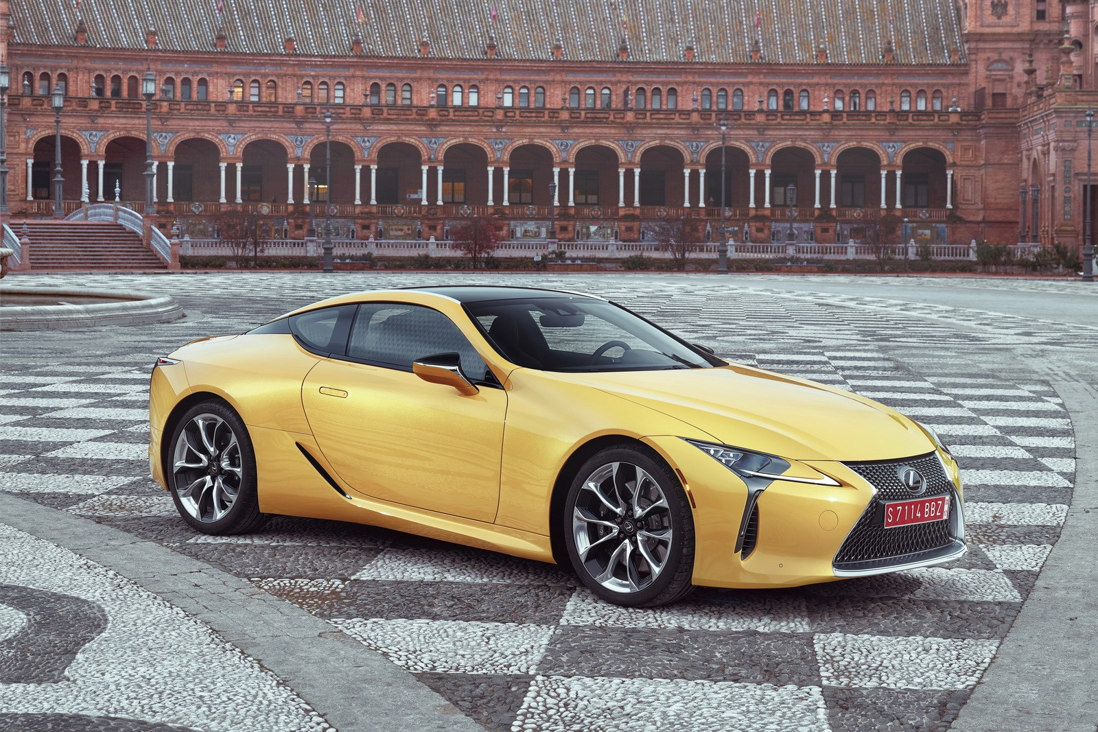 Muscle Car Collection 2019 Lexus Lc F Starting Price Of