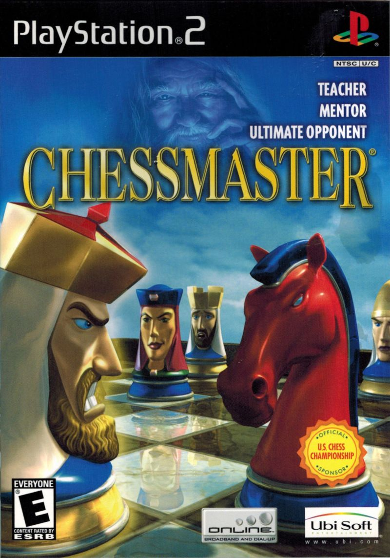 VGJUNK: CHESS GAME COVERS