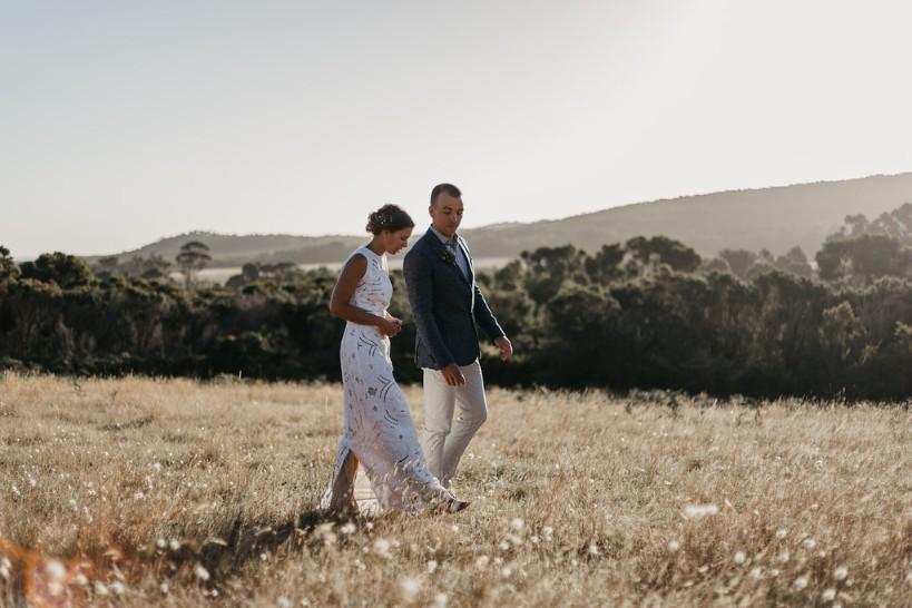 DENMARK WA WEDDING PHOTOGRAPHY IN THE WILDS SOMEPLACE DIGITAL WEDDING MAGAZINE