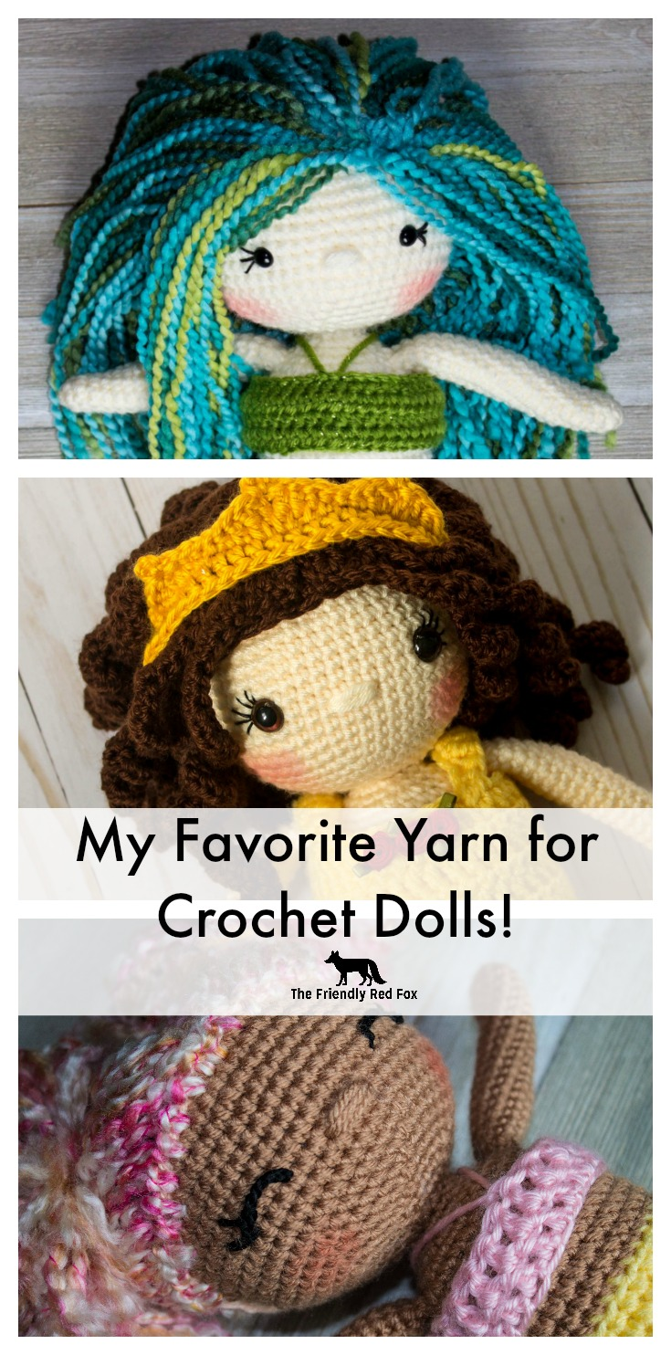 Free Crochet Doll Tutorials Thefriendlyredfoxcom