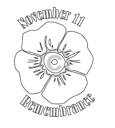 Veterans Day Coloring Pages Printable   Thank You Sheets ...