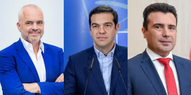 Edi Rama, Tsipras and Zaev to meet in Prespa?