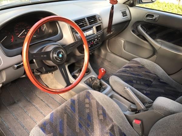 Nice Custom 1996 Honda Civic Auto Restorationice