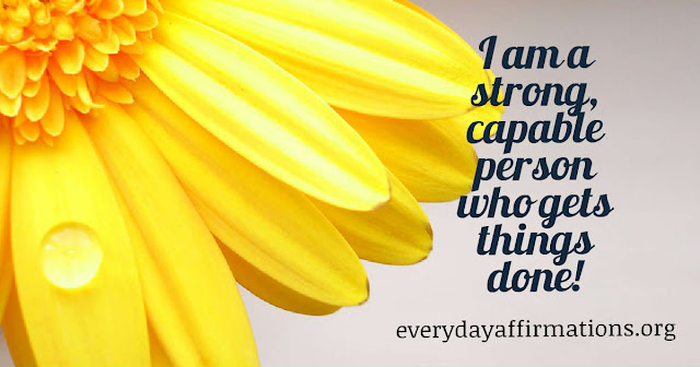 Daily Affirmations, Affirmations for Women